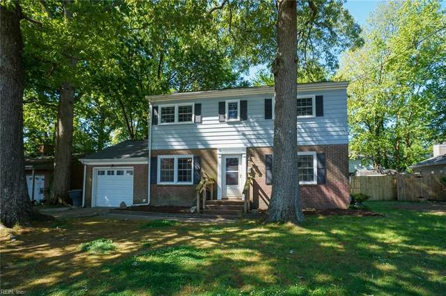 751 Sunnywood Rd, Newport News, VA 23601 (#10375317) :: Atlantic Sotheby's International Realty