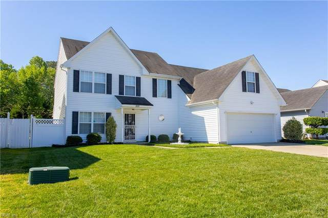 5111 Bute St, Chesapeake, VA 23321 (#10375334) :: Austin James Realty LLC