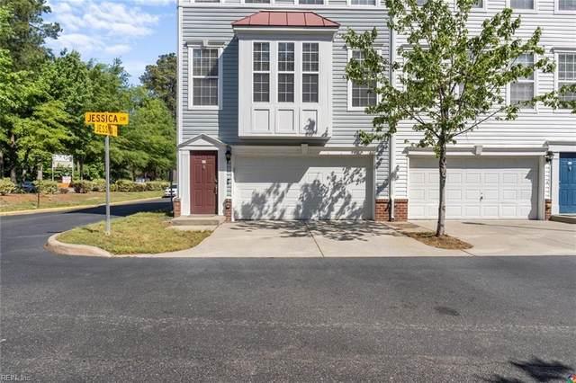 614 Jessica Cir, Newport News, VA 23606 (#10375389) :: RE/MAX Central Realty