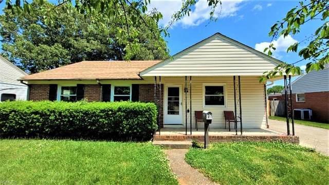 2603 Haywood Ave, Chesapeake, VA 23324 (#10375408) :: Abbitt Realty Co.