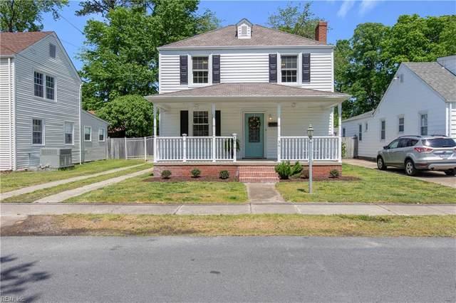3611 Matoaka Rd, Hampton, VA 23661 (#10375419) :: Berkshire Hathaway HomeServices Towne Realty