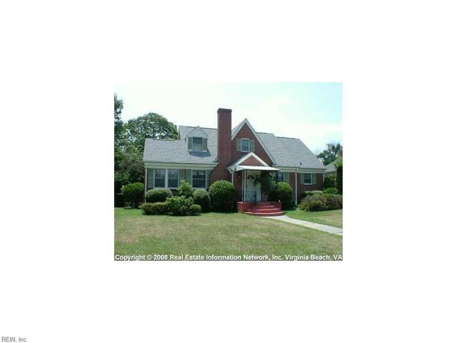 416 Sycamore Rd, Portsmouth, VA 23707 (#10375427) :: Berkshire Hathaway HomeServices Towne Realty