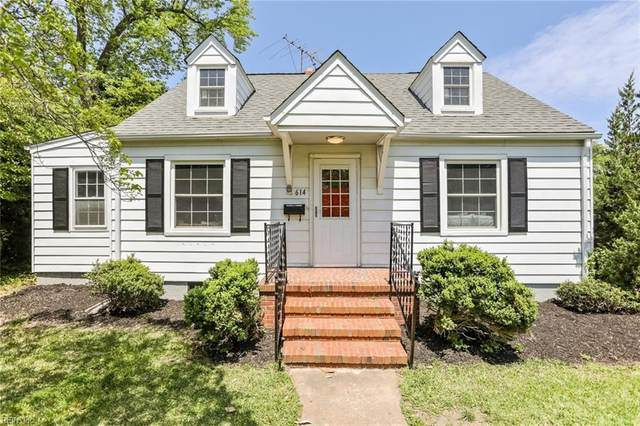 614 Burleigh Ave, Norfolk, VA 23505 (#10375539) :: Austin James Realty LLC