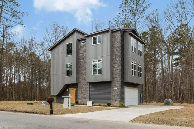 1 Dove Point Trl, Poquoson, VA 23662 (#10375558) :: Atlantic Sotheby's International Realty