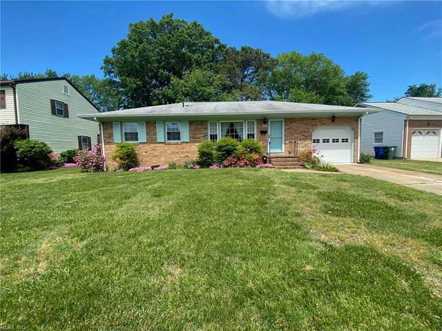 271 Exeter Rd, Newport News, VA 23602 (#10375611) :: RE/MAX Central Realty