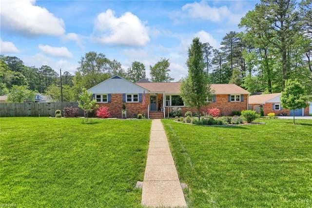 121 Brook Ln, York County, VA 23692 (#10375635) :: Avalon Real Estate