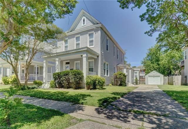 146 W Seaview Ave, Norfolk, VA 23503 (#10375657) :: Team L'Hoste Real Estate