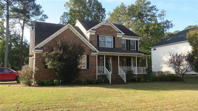 301 Ludlow Dr, York County, VA 23696 (#10375680) :: Berkshire Hathaway HomeServices Towne Realty