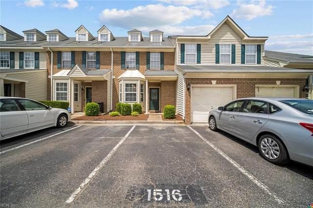 1516 Heritage Avenue Ave, Virginia Beach, VA 23464 (#10375686) :: Avalon Real Estate