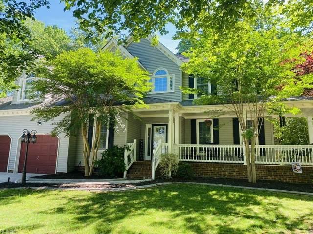 820 Beckley Ln, Chesapeake, VA 23322 (#10375693) :: Austin James Realty LLC