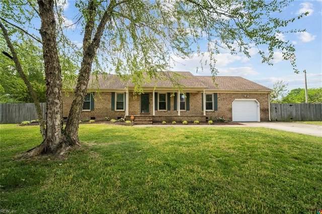 713 Luray Terrace Ter, Chesapeake, VA 23322 (#10375700) :: Austin James Realty LLC