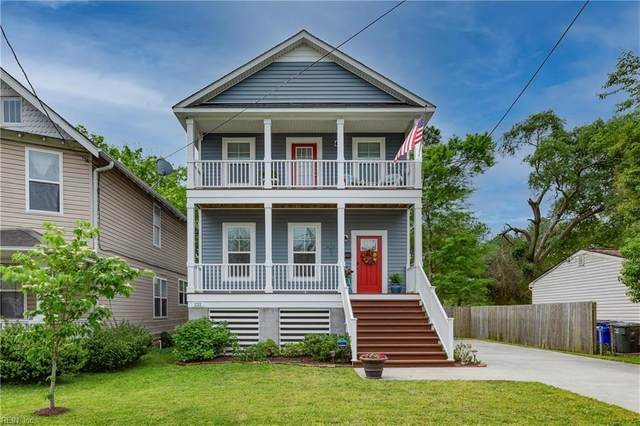 221 Ethel Ave, Norfolk, VA 23504 (#10375701) :: Team L'Hoste Real Estate