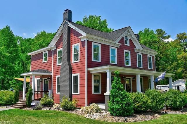 182 Odd Rd, Poquoson, VA 23662 (#10375710) :: Team L'Hoste Real Estate