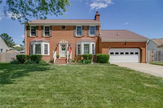 2509 Quail Hollow Pl, Virginia Beach, VA 23454 (#10375725) :: Team L'Hoste Real Estate