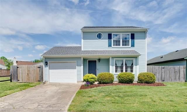 1295 Bridle Creek Blvd, Virginia Beach, VA 23464 (#10375730) :: Atlantic Sotheby's International Realty