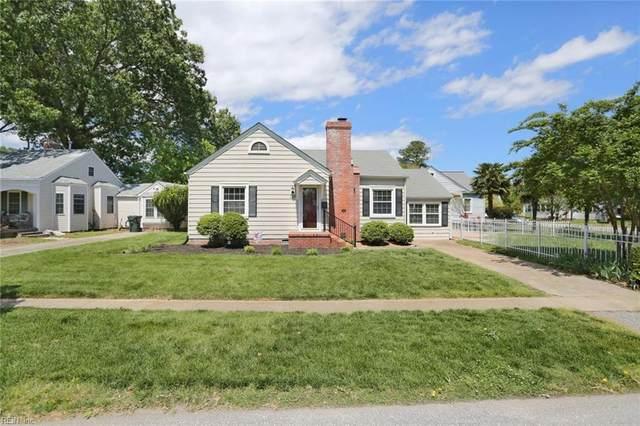 128 Braddock Rd, Hampton, VA 23661 (#10375749) :: Abbitt Realty Co.