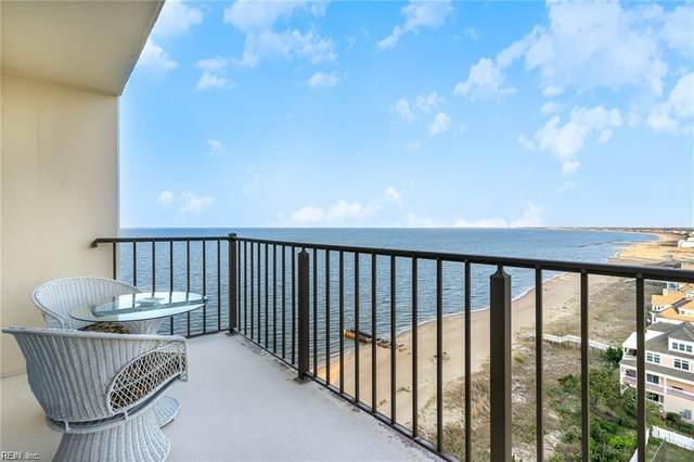 100 E Ocean View Ave #1107, Norfolk, VA 23503 (#10375762) :: Austin James Realty LLC