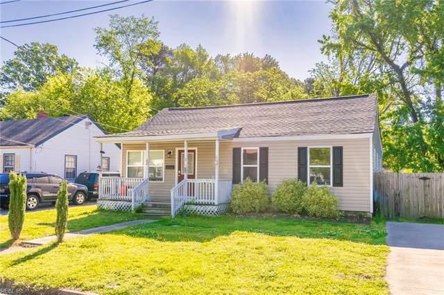 42 Cherry Acres Dr, Hampton, VA 23669 (#10375777) :: Abbitt Realty Co.