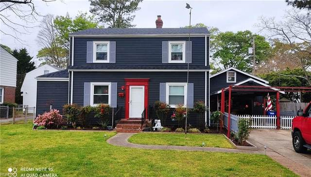 8807 Granby St, Norfolk, VA 23503 (#10375780) :: Austin James Realty LLC