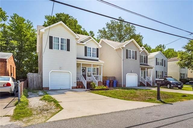 1462 Oliver Ave, Chesapeake, VA 23324 (#10375787) :: Team L'Hoste Real Estate