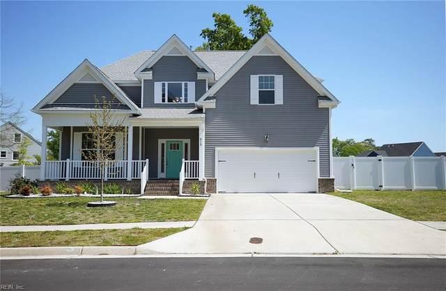 816 Minna Ln, Chesapeake, VA 23322 (#10375792) :: Rocket Real Estate