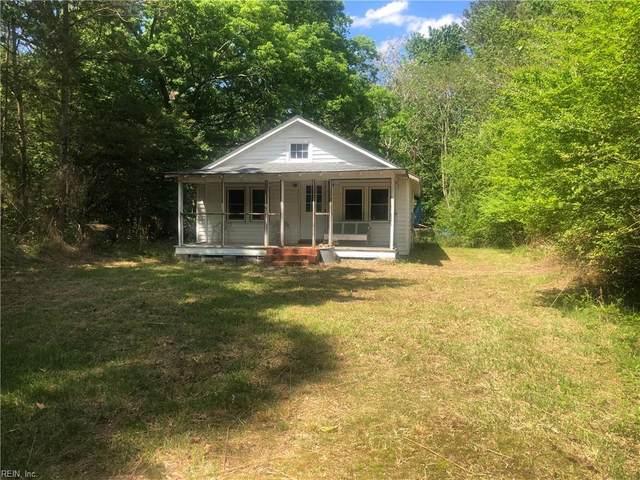 10233 Burkes Pond Rd, Gloucester County, VA 23061 (#10375865) :: Kristie Weaver, REALTOR