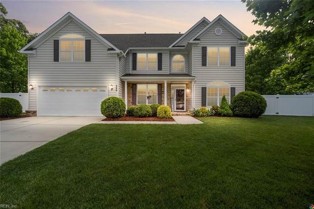 240 Castleberry Dr, Chesapeake, VA 23322 (#10375876) :: Rocket Real Estate