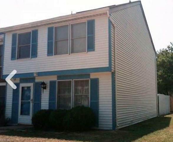 1343 Peabody Dr, Hampton, VA 23666 (#10375896) :: Rocket Real Estate