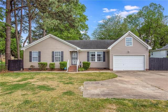 2301 Airline Blvd, Portsmouth, VA 23701 (#10375911) :: RE/MAX Central Realty