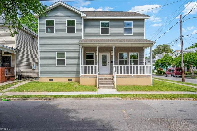 932 Washington Ave, Norfolk, VA 23504 (MLS #10375922) :: AtCoastal Realty