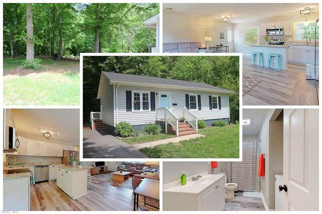 511 Leigh Rd, York County, VA 23690 (#10375924) :: RE/MAX Central Realty