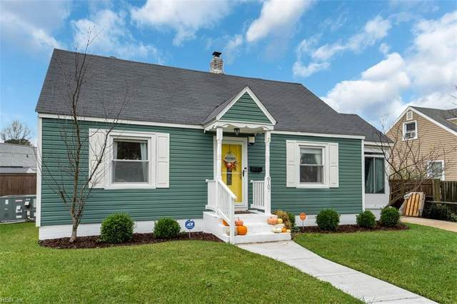 8107 Foxdale Dr, Norfolk, VA 23518 (#10375942) :: RE/MAX Central Realty