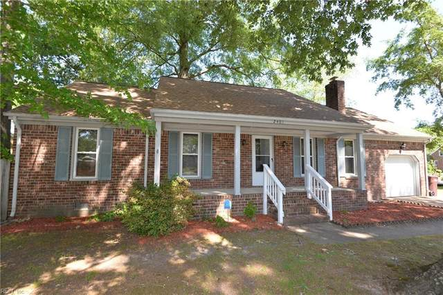 2401 Southern Pines Dr, Chesapeake, VA 23323 (#10375954) :: Atlantic Sotheby's International Realty