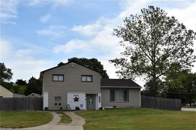 900 Aragona Blvd, Virginia Beach, VA 23455 (#10375990) :: Team L'Hoste Real Estate