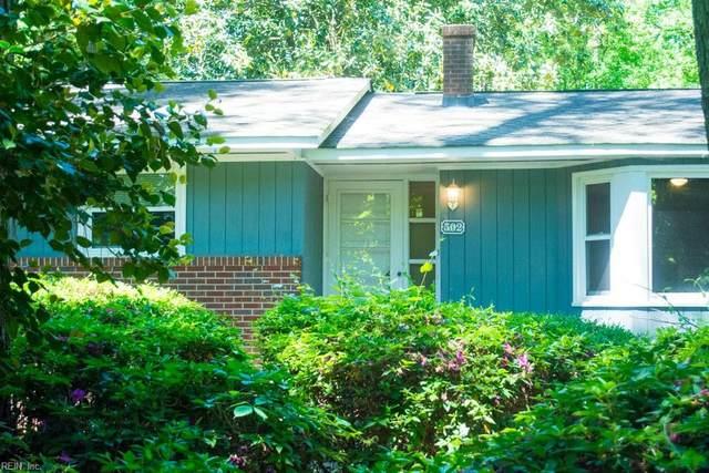 502 Wormley Creek Dr, York County, VA 23692 (MLS #10376003) :: AtCoastal Realty