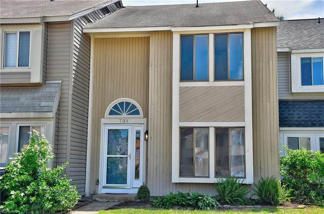 731 Waters Dr, Virginia Beach, VA 23462 (#10376004) :: Berkshire Hathaway HomeServices Towne Realty