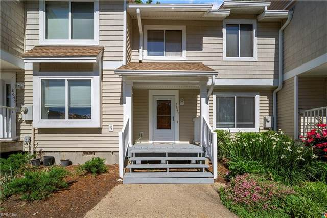 2647 Cove Point Pl, Virginia Beach, VA 23454 (#10376030) :: Kristie Weaver, REALTOR