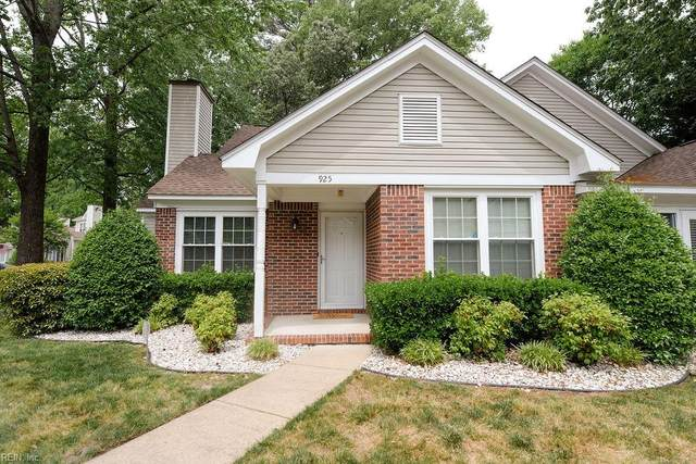 925 Niblik Way, Newport News, VA 23602 (#10376044) :: Berkshire Hathaway HomeServices Towne Realty