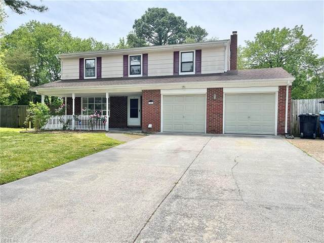 3801 Silina Dr, Virginia Beach, VA 23452 (#10376046) :: Team L'Hoste Real Estate