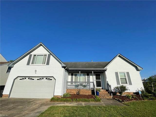 1265 Brahms Dr, Virginia Beach, VA 23454 (#10376061) :: Kristie Weaver, REALTOR