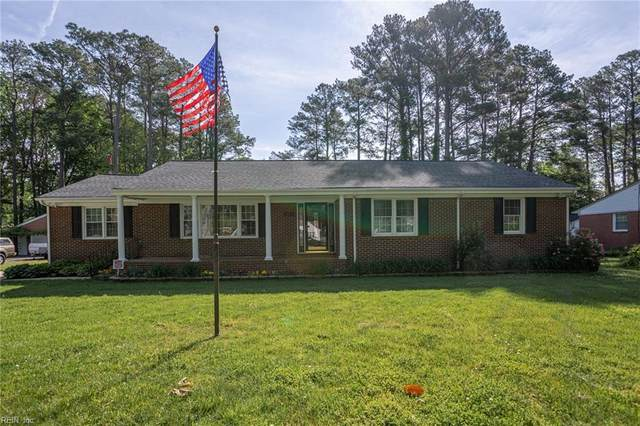 213 Mann Dr, Chesapeake, VA 23322 (#10376063) :: Team L'Hoste Real Estate