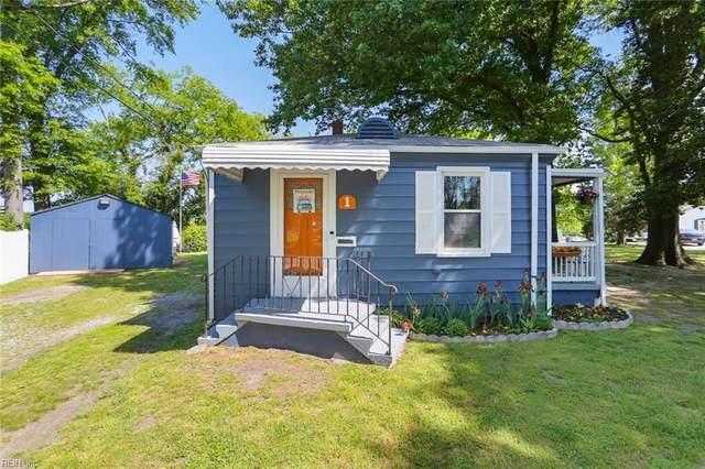 1 Constitution Ave, Portsmouth, VA 23704 (#10376068) :: Rocket Real Estate