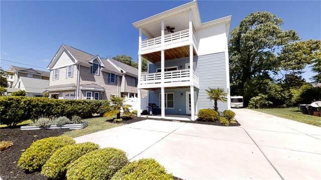 607 13th St Unit A St, Virginia Beach, VA 23451 (#10376072) :: Team L'Hoste Real Estate