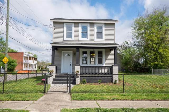 800 C Ave, Norfolk, VA 23504 (#10376074) :: Rocket Real Estate