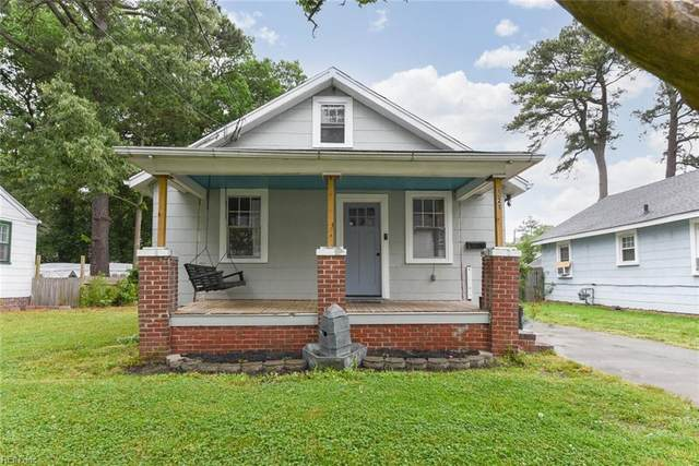121 Channing Ave, Portsmouth, VA 23702 (#10376101) :: Kristie Weaver, REALTOR