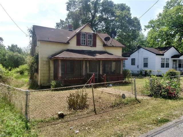 318 Washington Ave, Franklin, VA 23851 (#10376122) :: Rocket Real Estate