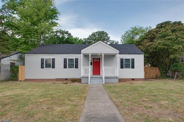 2316 Parker Ave, Portsmouth, VA 23704 (#10376146) :: Team L'Hoste Real Estate