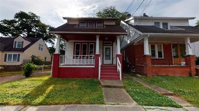 4306 Newport Ave, Norfolk, VA 23508 (#10376149) :: Team L'Hoste Real Estate