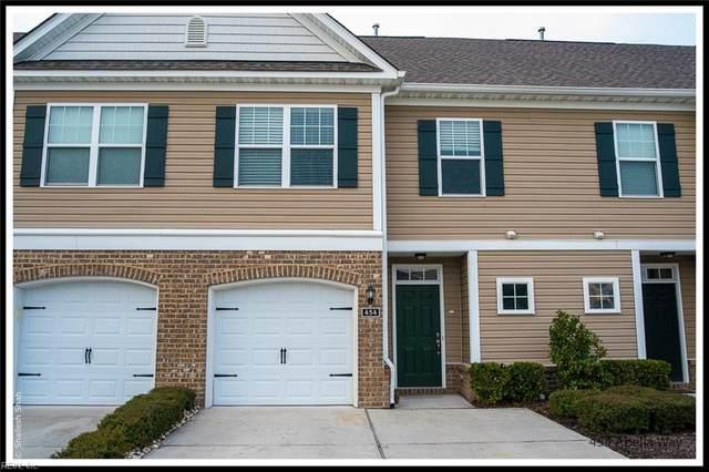454 Abelia Way, Chesapeake, VA 23322 (#10376167) :: Kristie Weaver, REALTOR