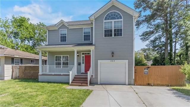 525 Forrest Ave, Norfolk, VA 23505 (#10376174) :: Atlantic Sotheby's International Realty